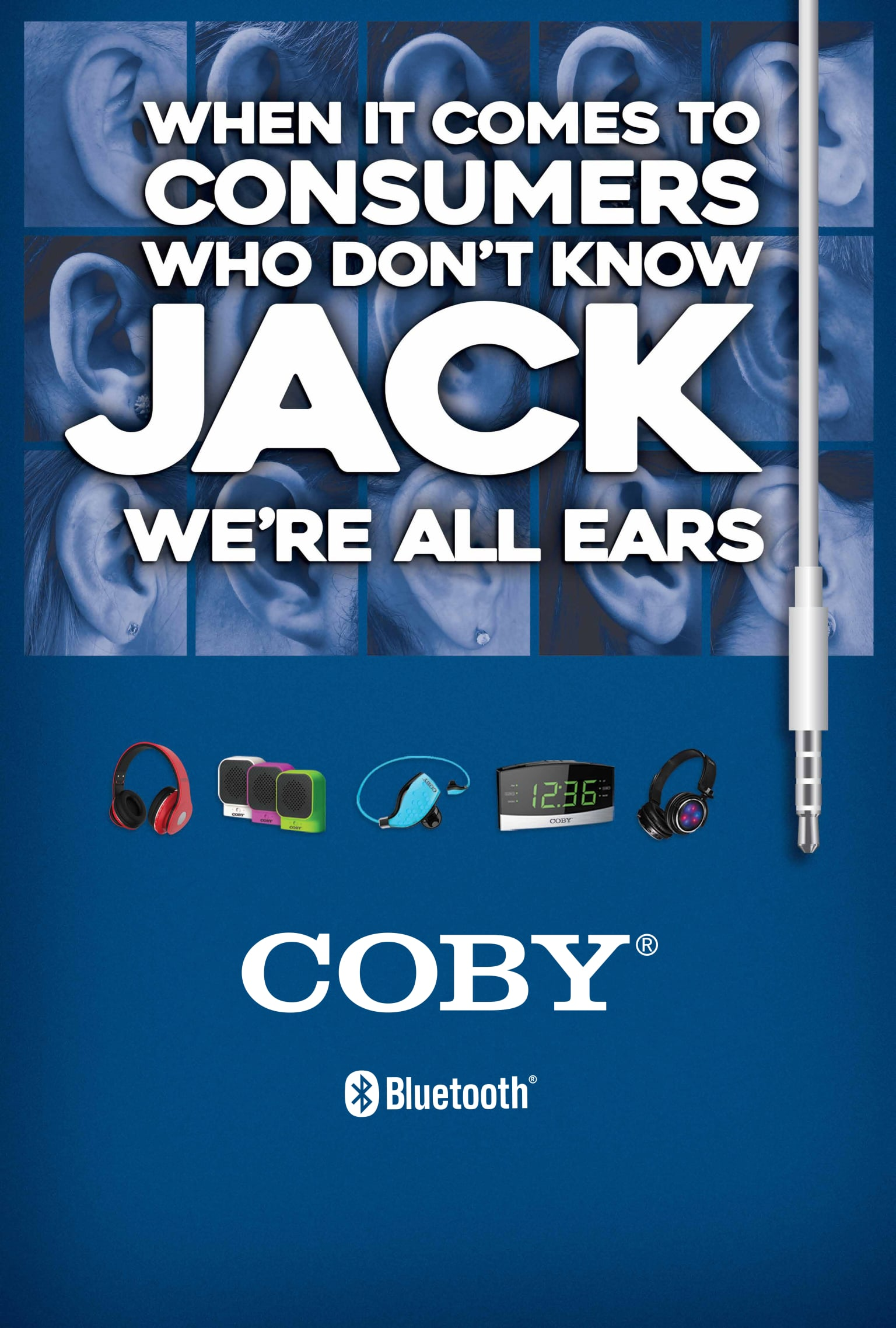 NO JACK? KNOW COBY