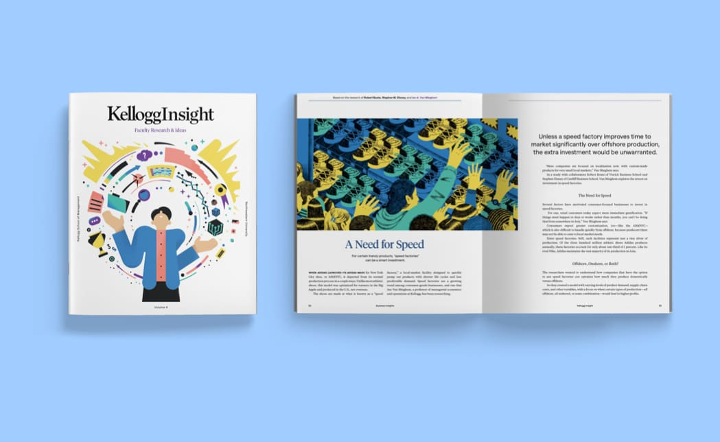 Kellogg Insight Magazine & Website