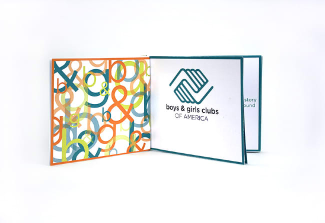 Boys and Girls club Rebranding