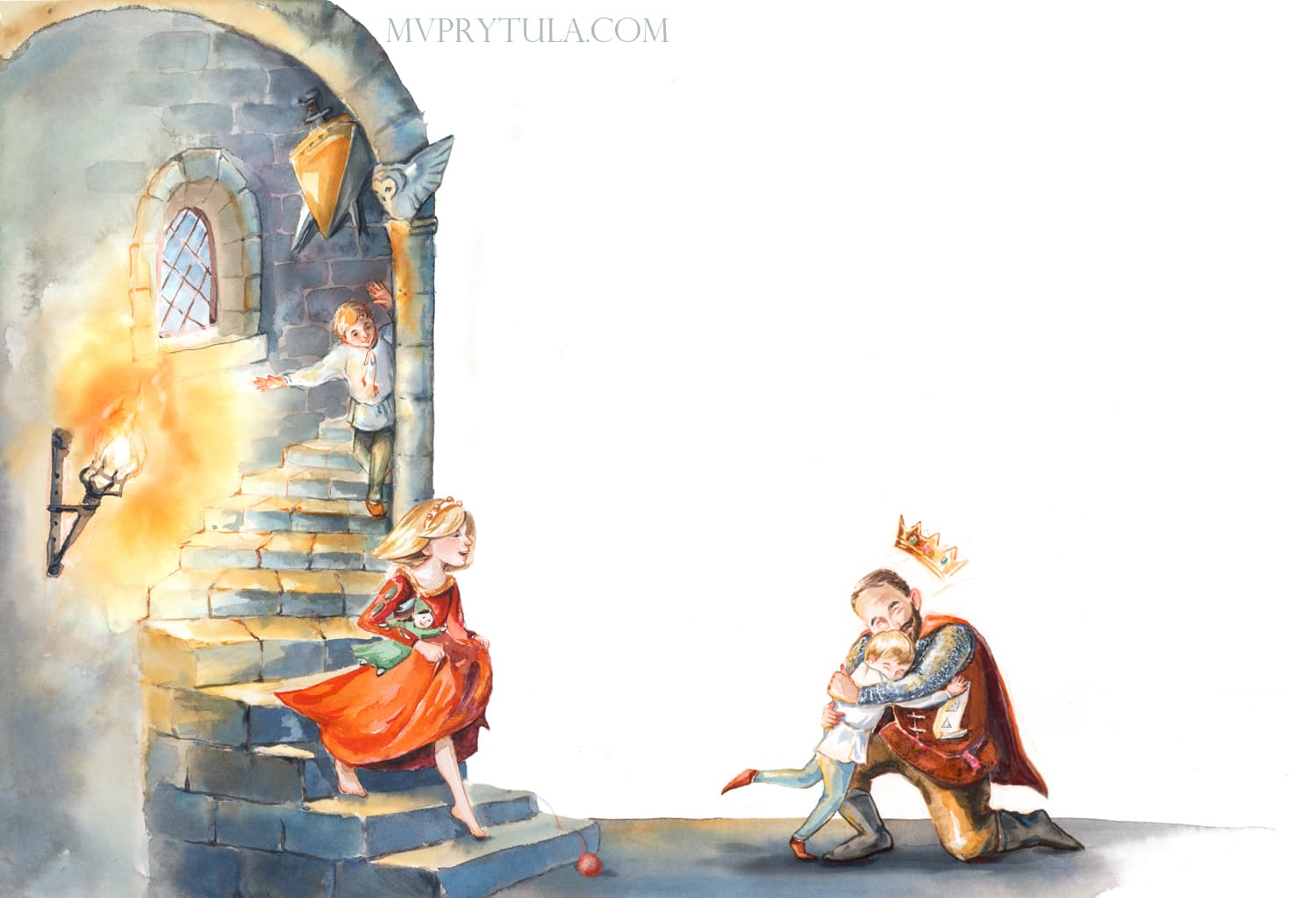 Medieval picture book