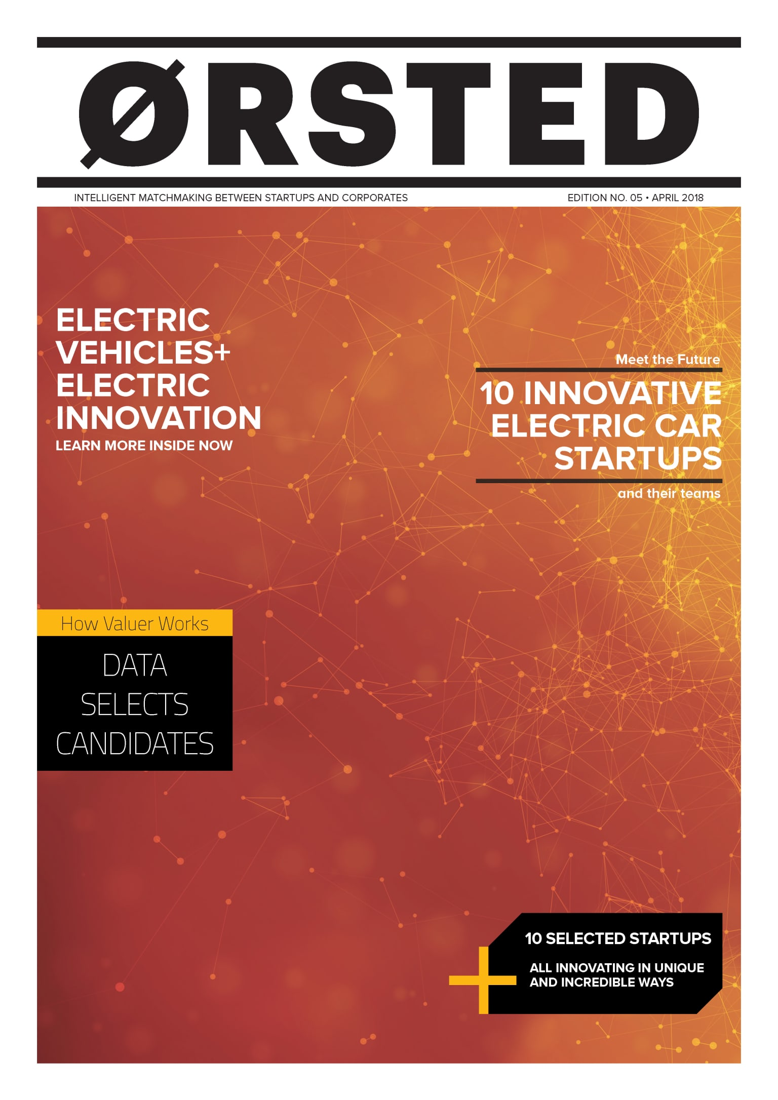 Ørsted Magazine - Showcasing Innovative Startups in Renewable Energy