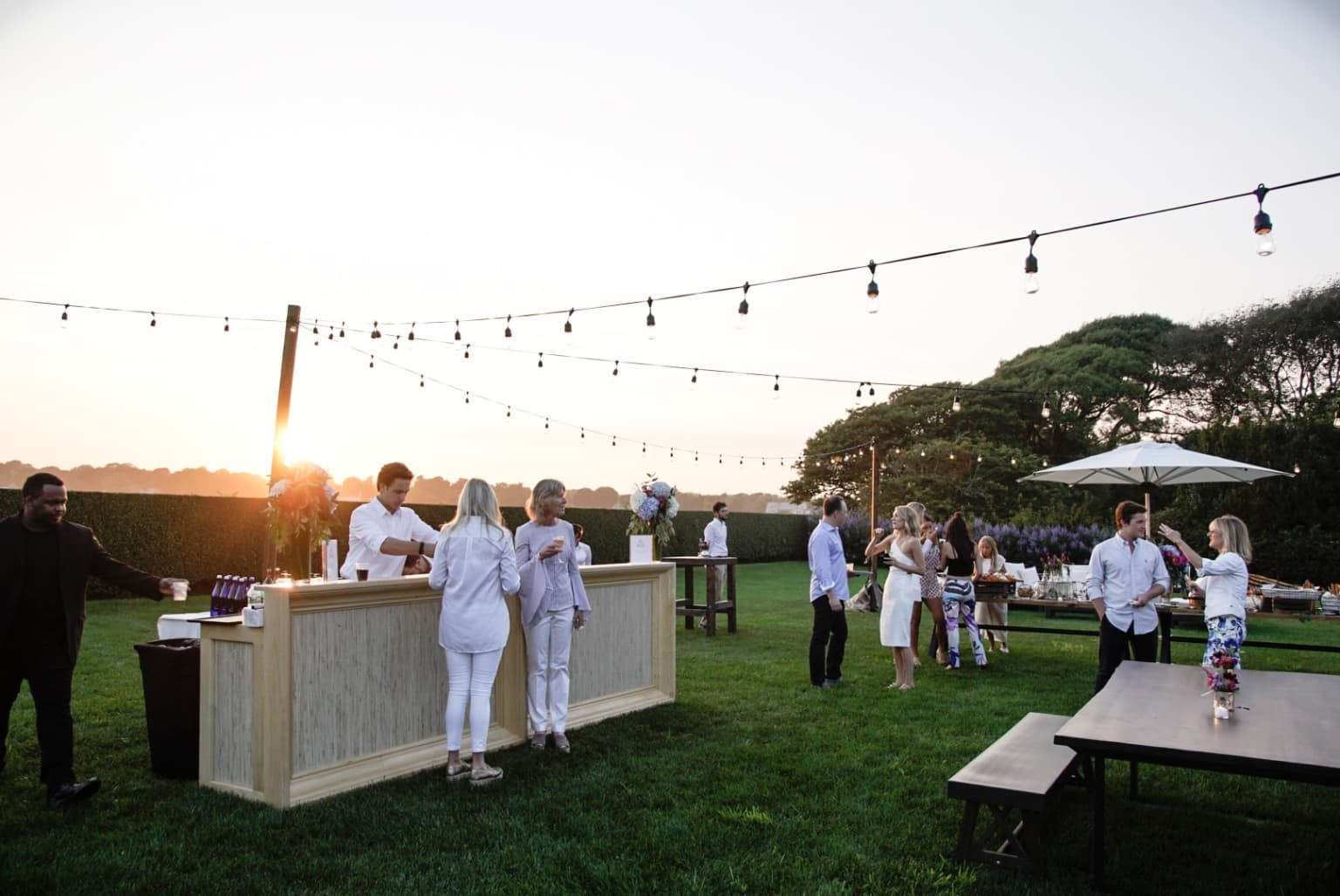 Hamptons Summer Party