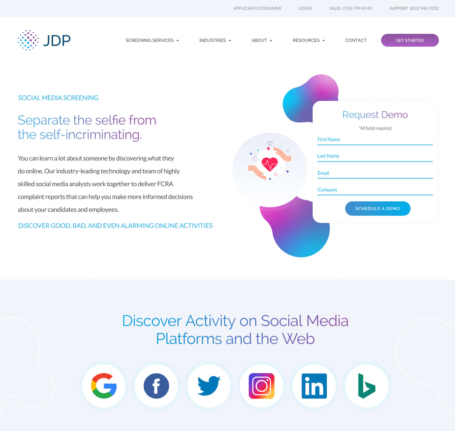 JDP Brand Refresh