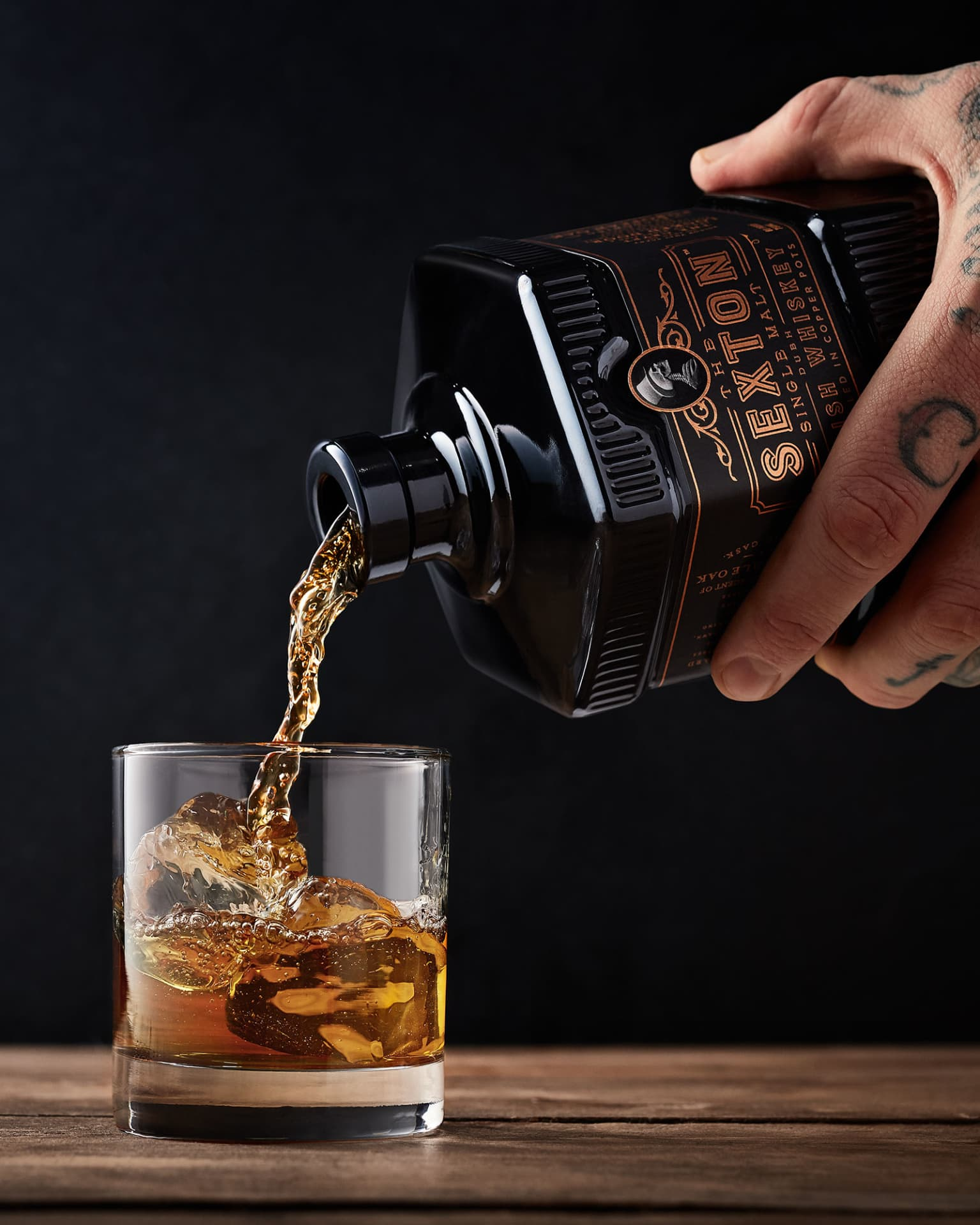 Sexton Whiskey