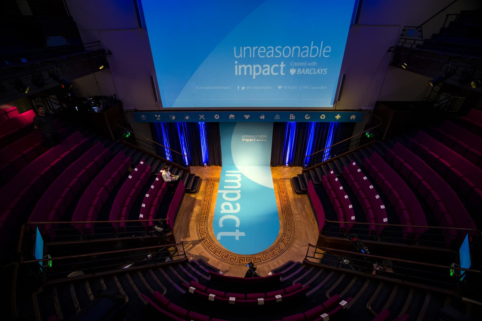 Unreasonable Impact World Forum