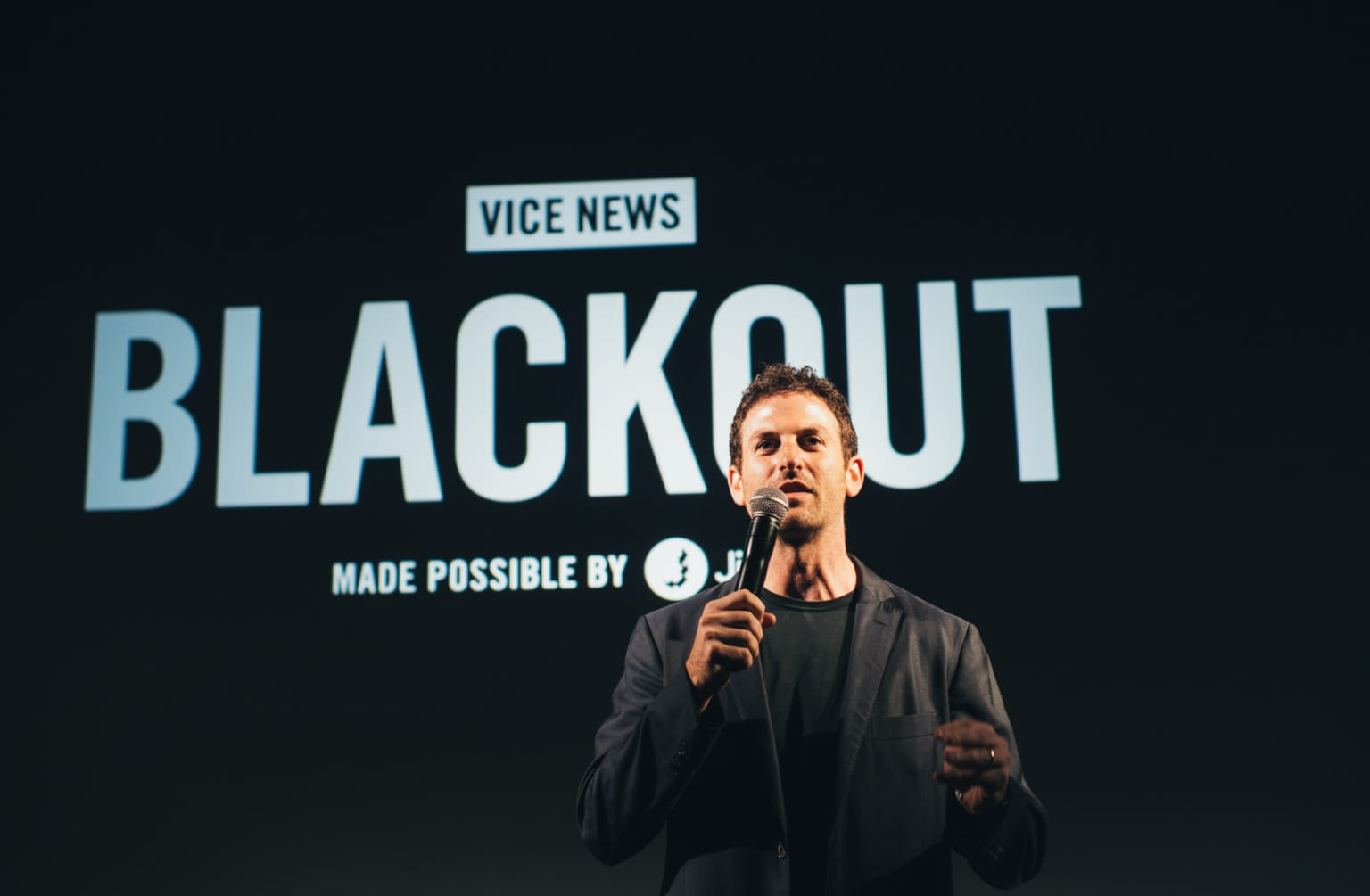 Vice News Premiere of Blackout
