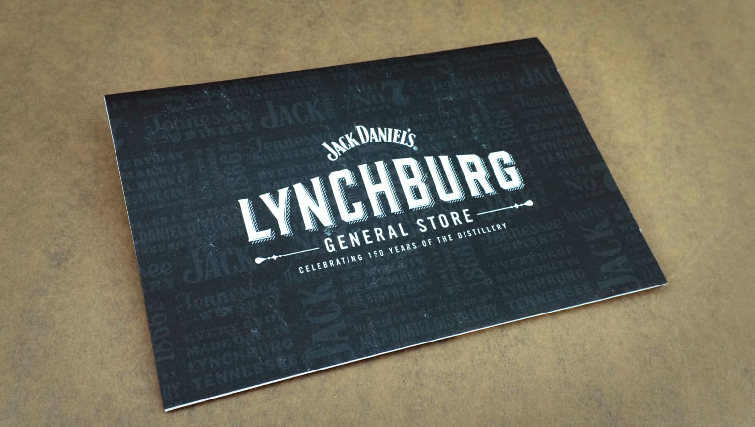 Jack Daniel's Lynchburg General Store Collateral