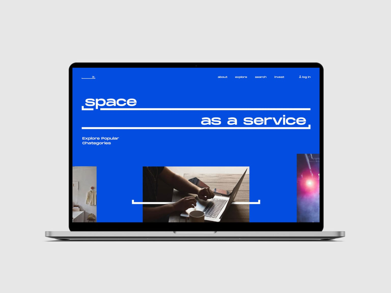 spaceit / space-as-a-service