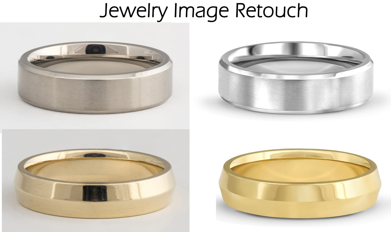 Jewelry Image Retouch and Editing