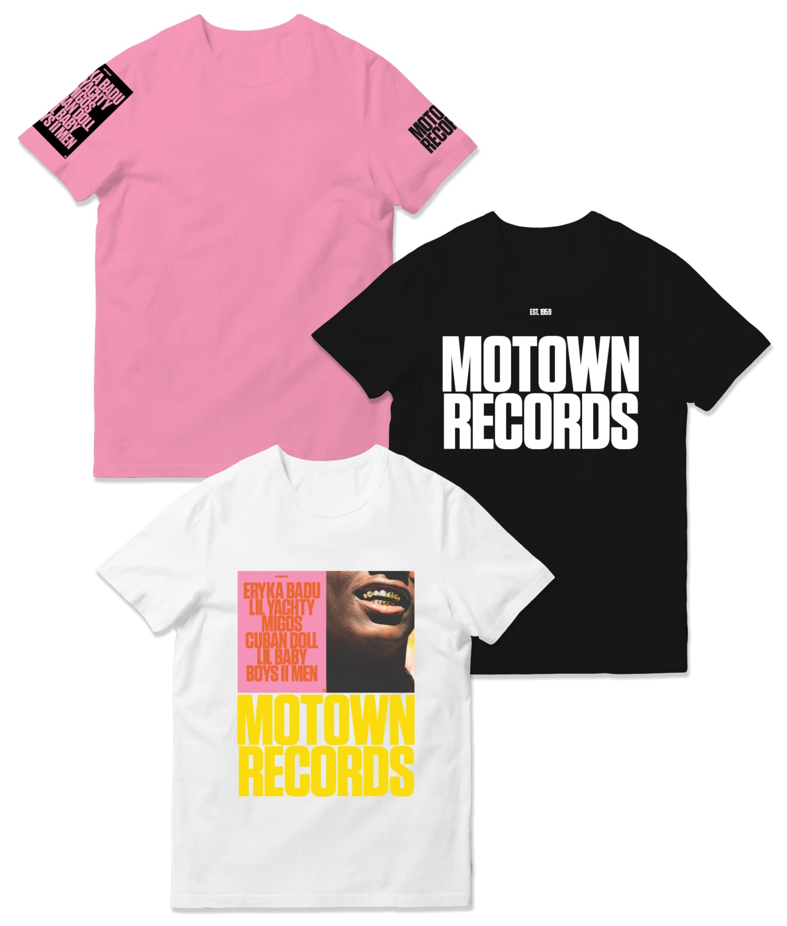 60 Years of Motown Records — 002