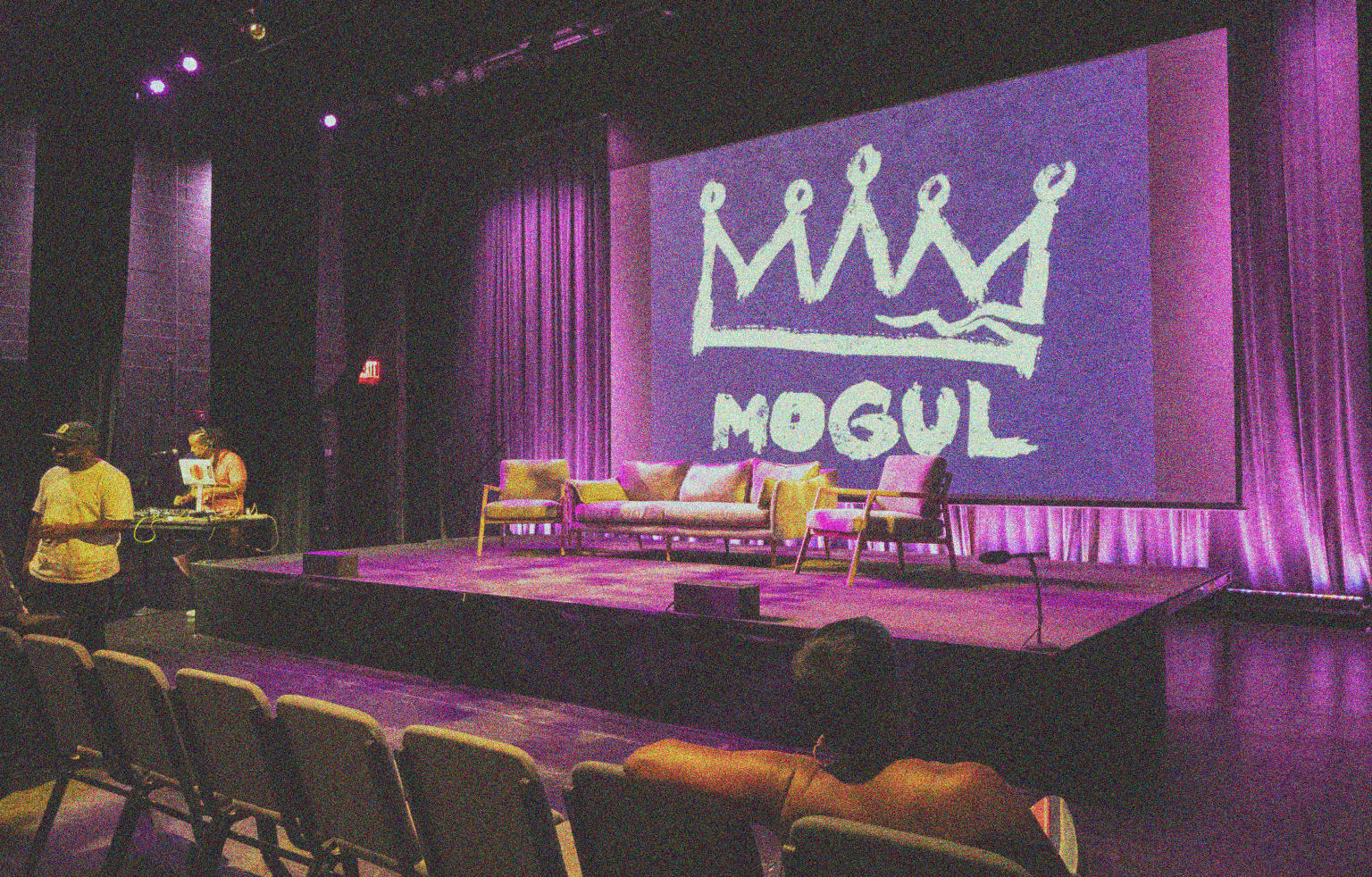 Event Production: Casting Call Live and Mogul Live