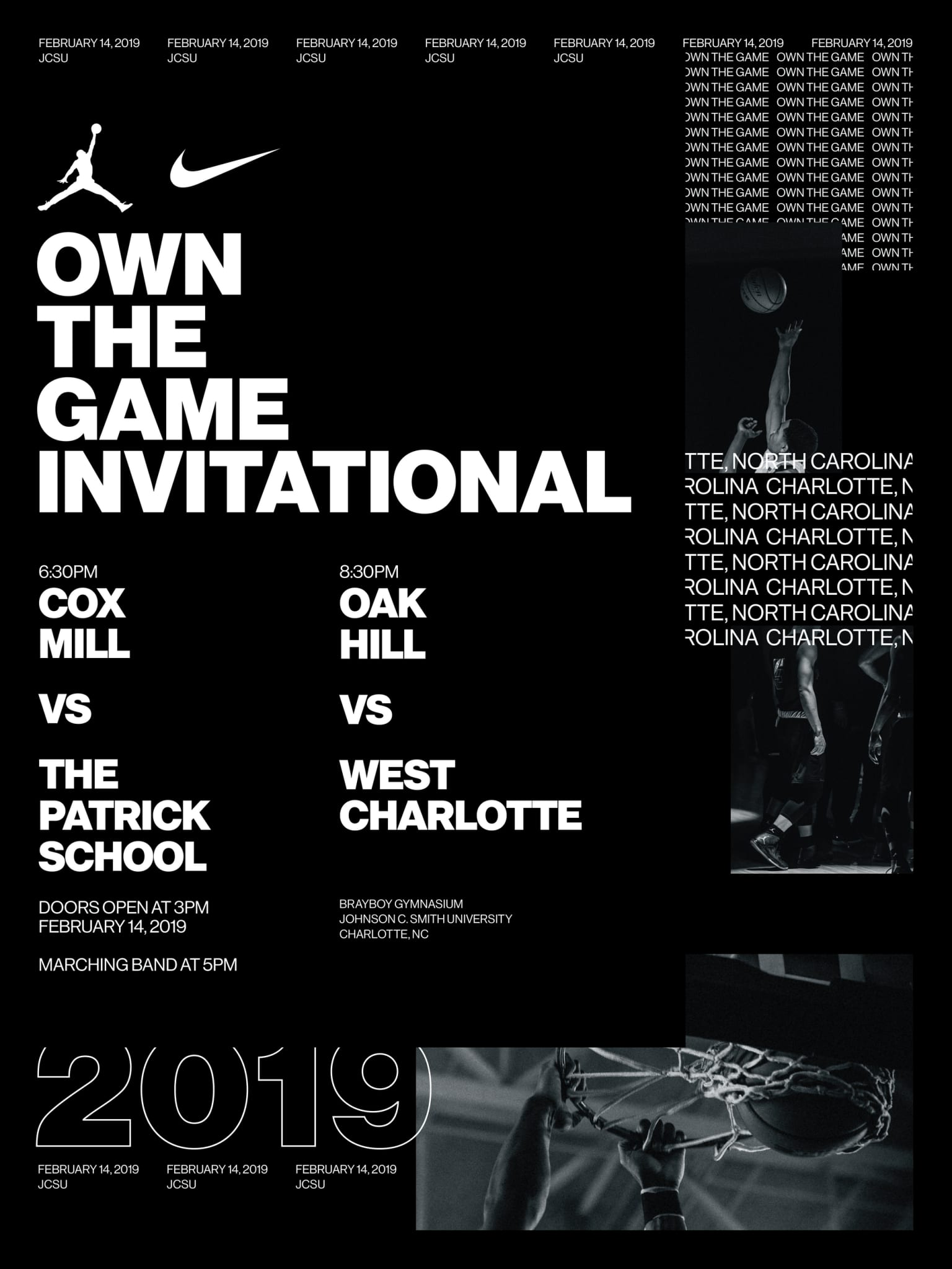 Own The Game Invitational