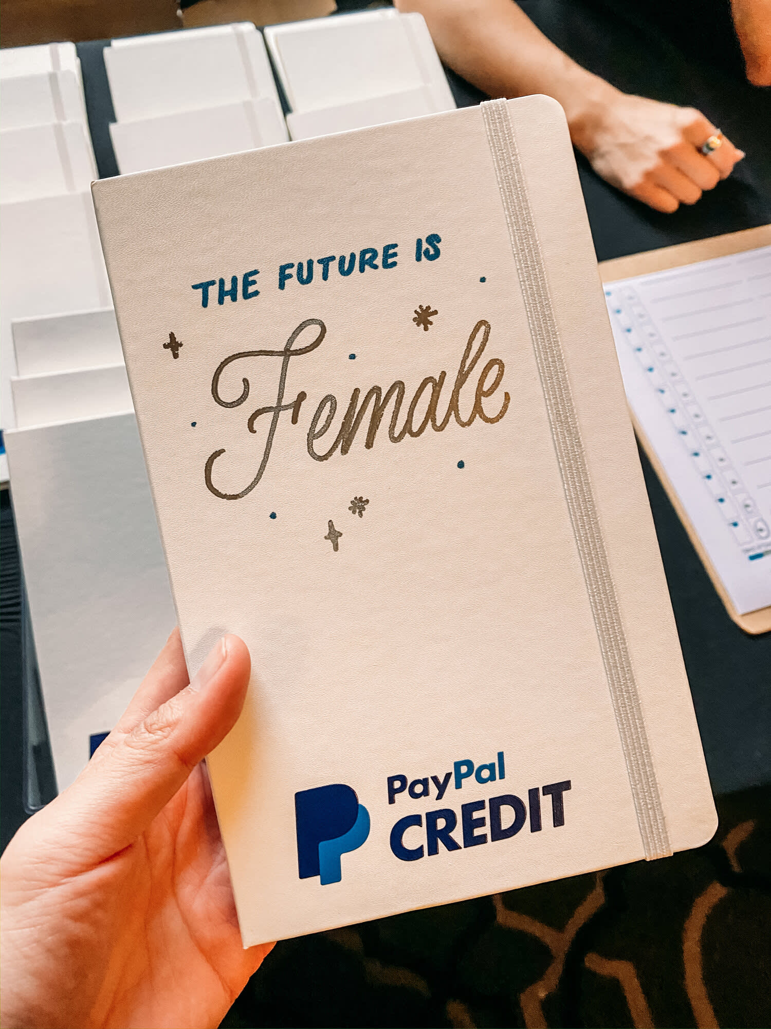 PayPal Credit x Women in Retail