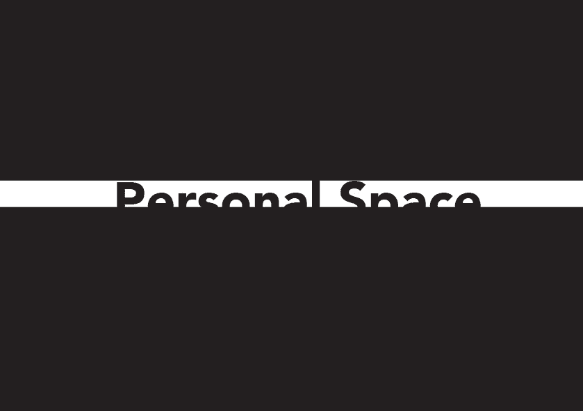 Personal Space Exhibition Design Bachelor Project