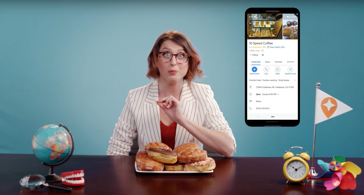 Google — The Review Review