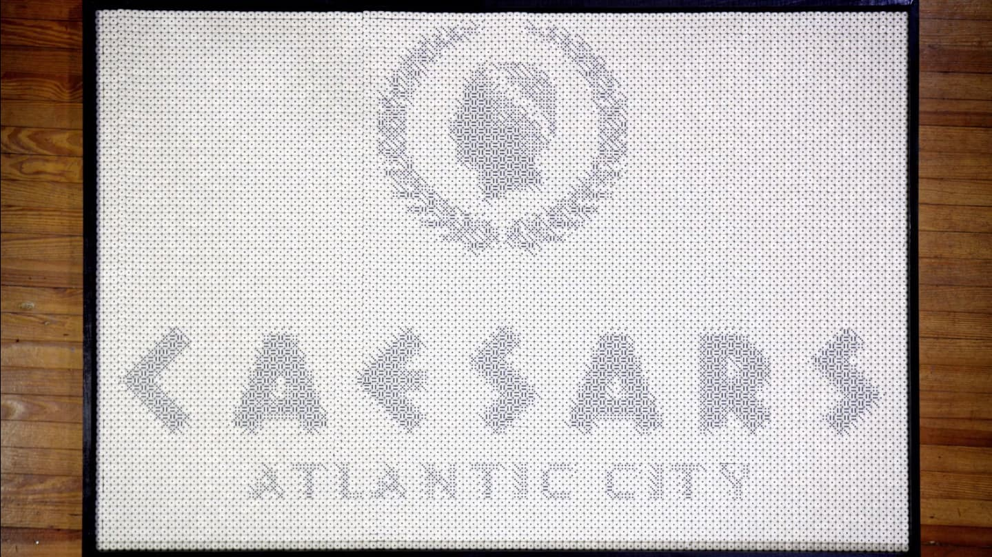 Caesar's Palace - Dice Art