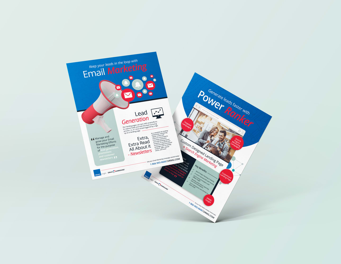 Brand Collateral - DRMG