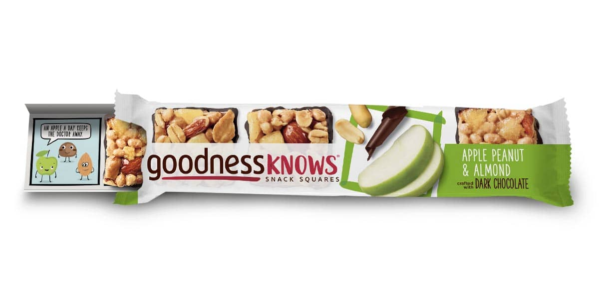 Mars - goodnessKNOWS (Four Squares of Goodness)