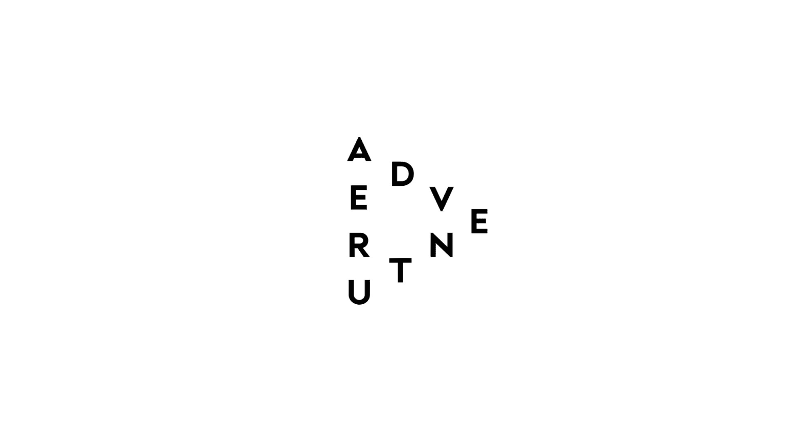Adventure Video Production Logo & Identity