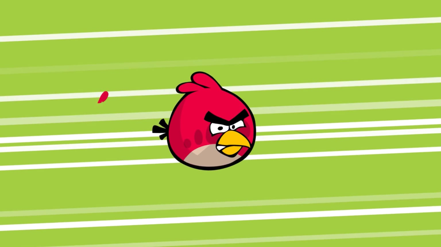 Angry Birds - Give It the Bird