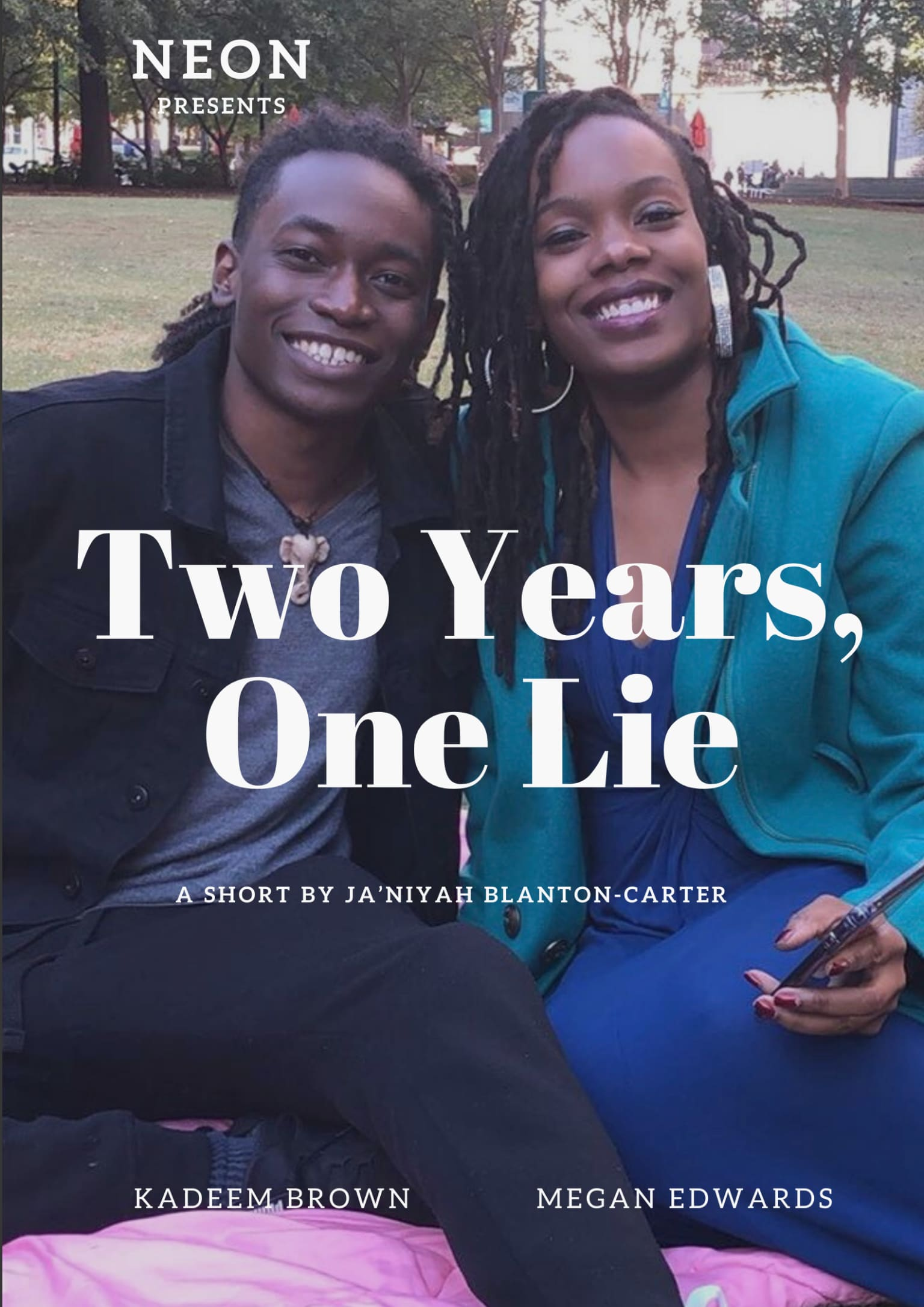 """Dating • ish Pilot Episode """"Two Years, One Lie"""""""