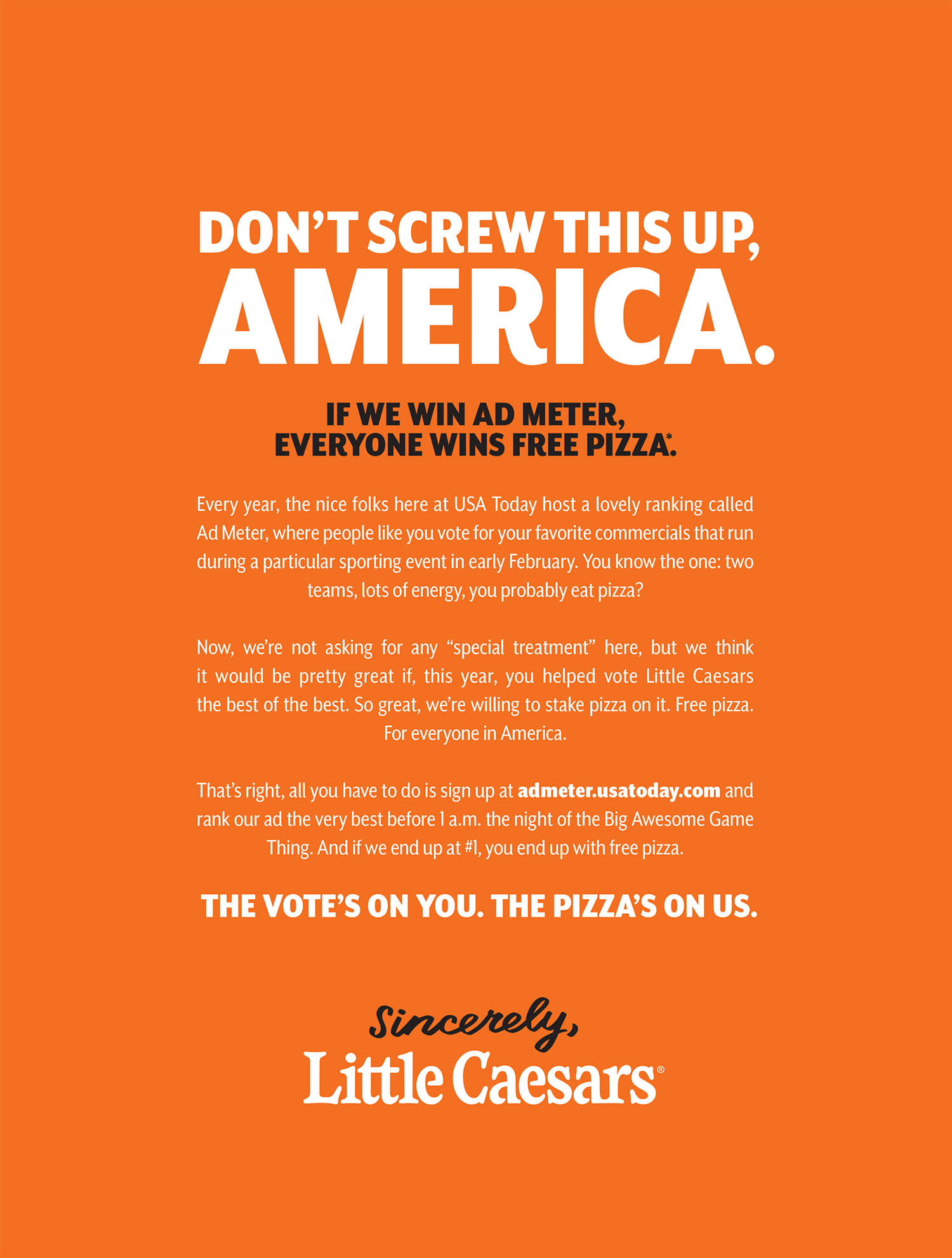 Little Caesars: The Big Bribe
