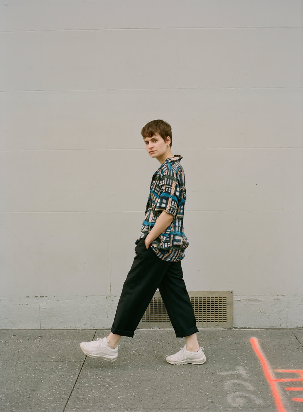 Christine and the Queens for The Fader