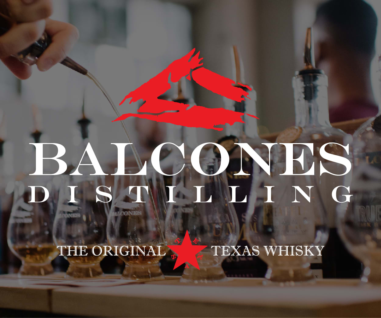 Balcones Advertisement