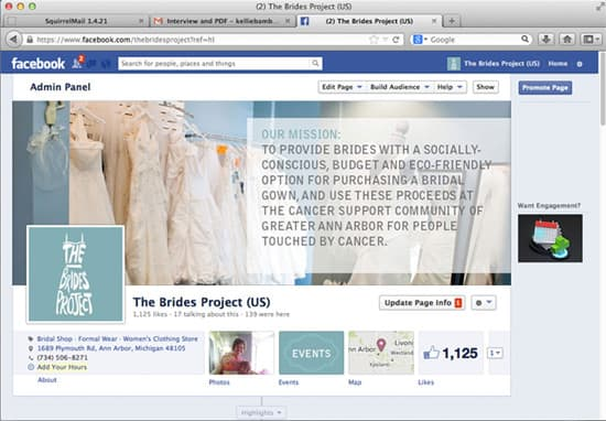 The Brides Project Brand