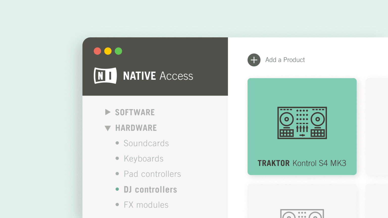 Native Icons