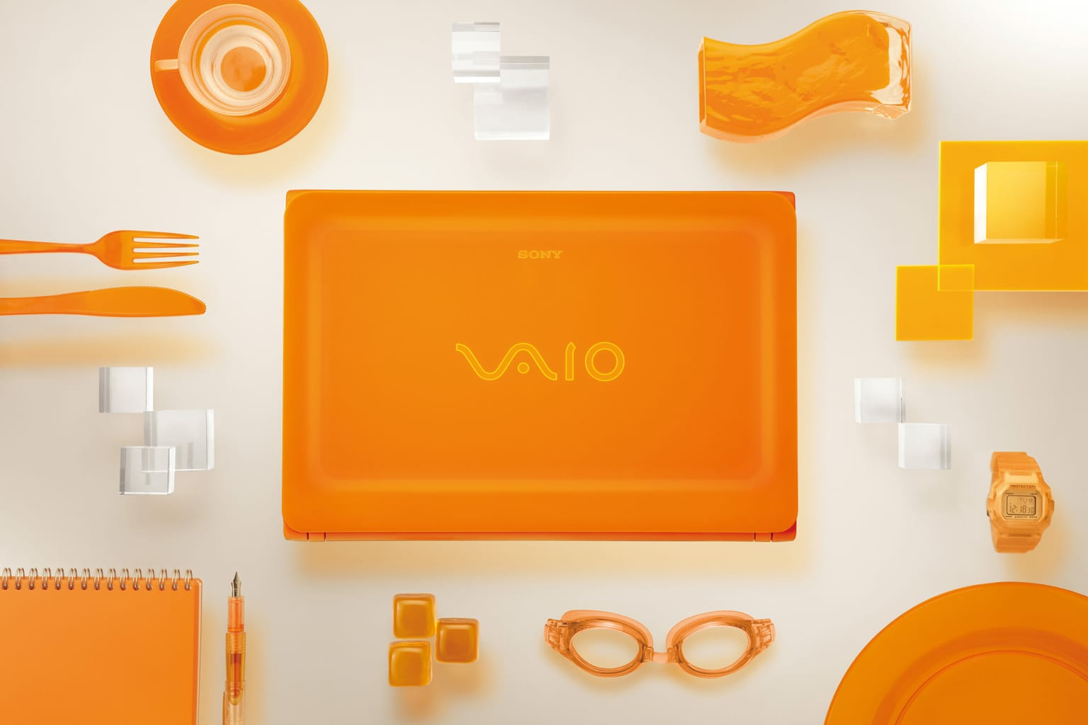 Vaio C Series – Key Visual