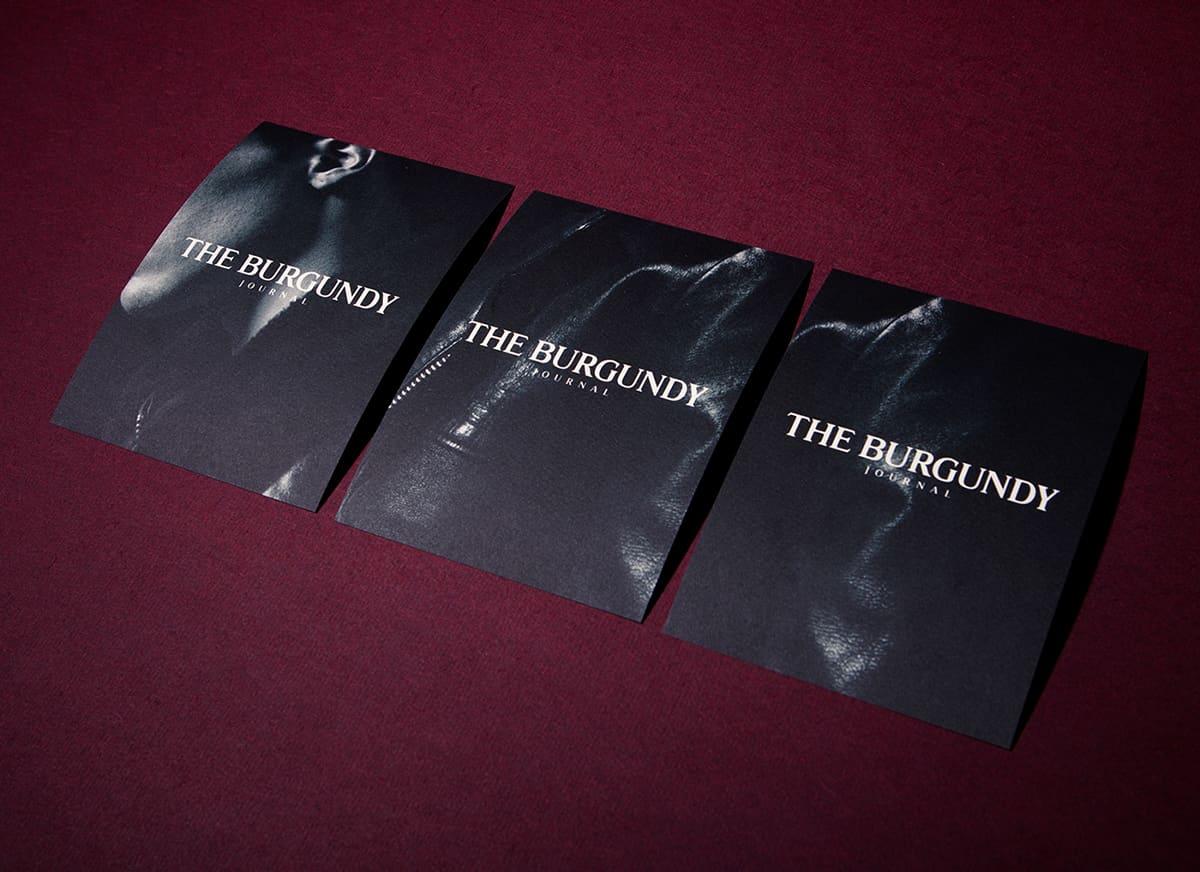 The Burgundy Journal