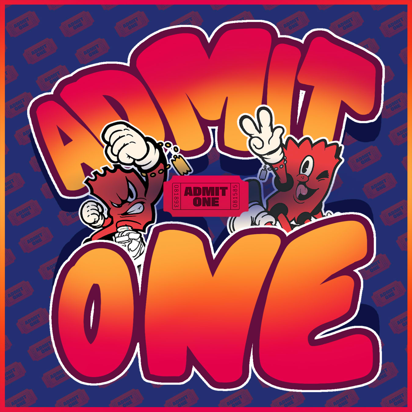Admit One, Game animation