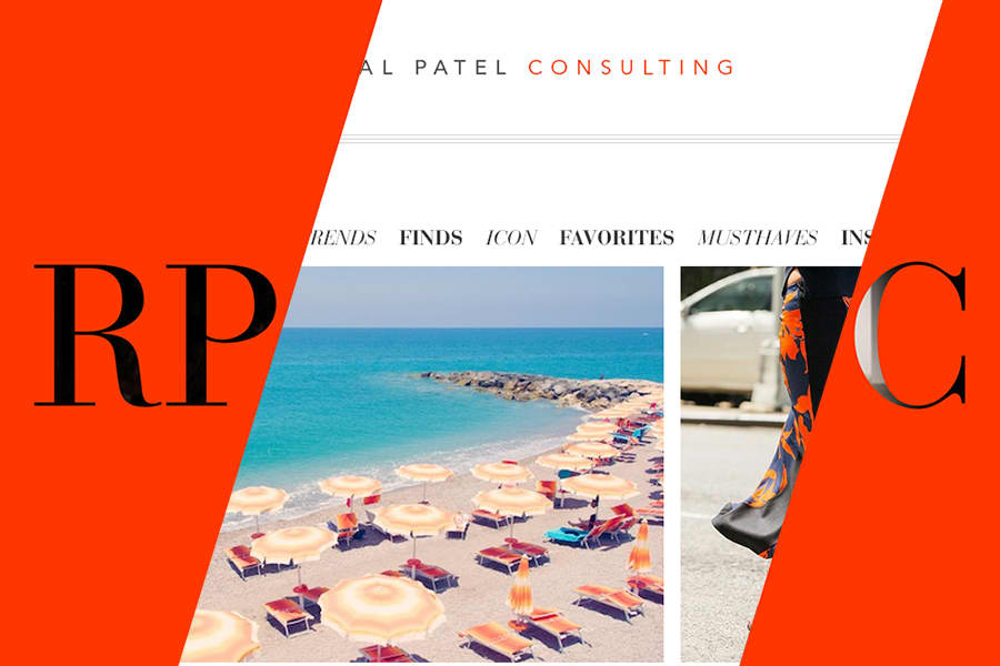 Roopal Patel Consulting | Fashion Blog