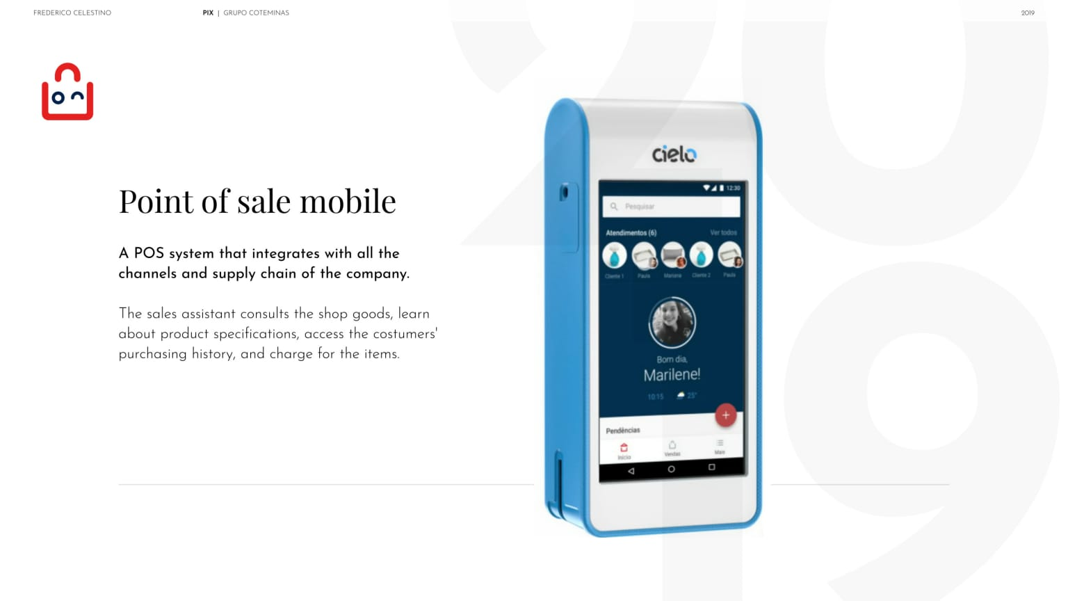 Point of sale mobile