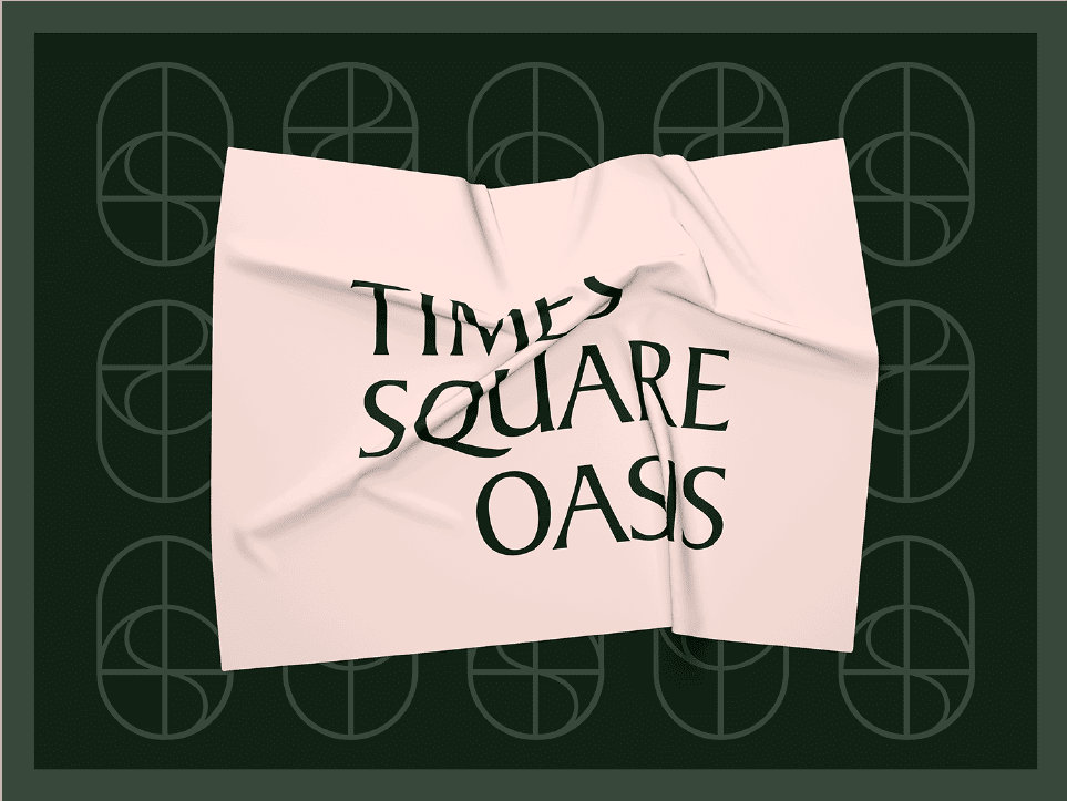 Times Square Oasis