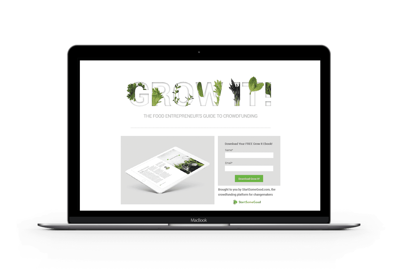 Grow IT Ebook and Webseries Materials