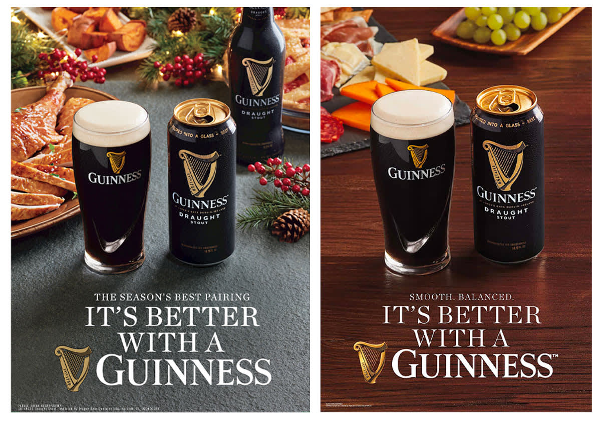 It's Better with a Guinness