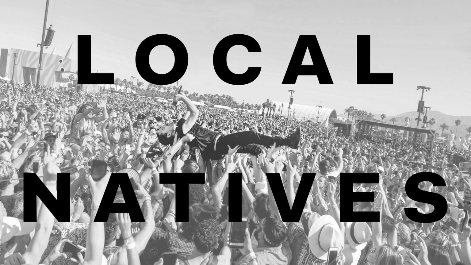 Local Natives: Documentary, Music Video, Social Media