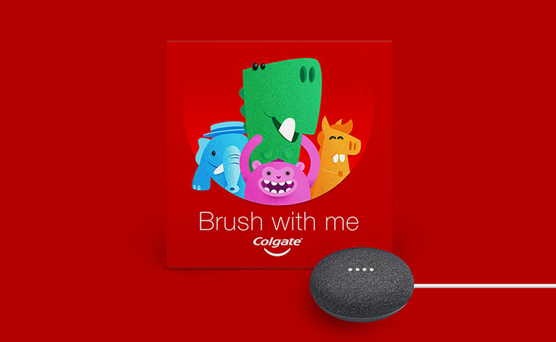 Brush with Me by Colgate