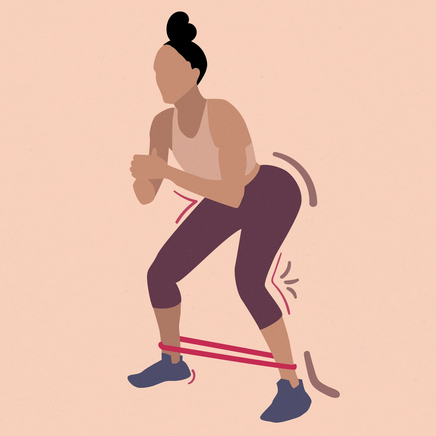Move Collective Fitness Illustrations