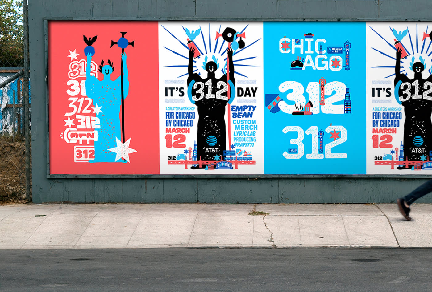 AT&T Codes of Culture Campaign