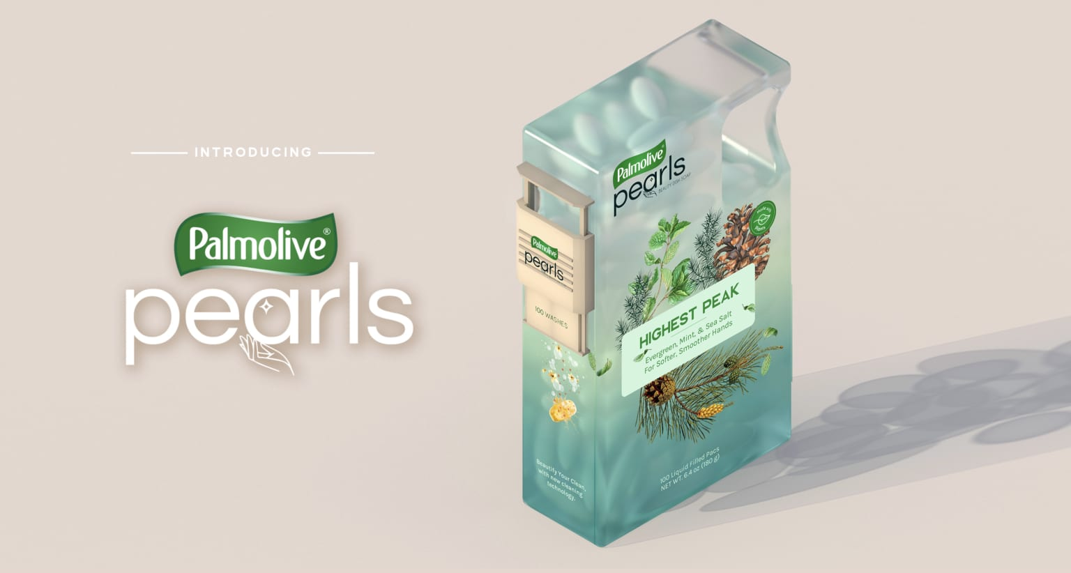 Palmolive Product Redesign