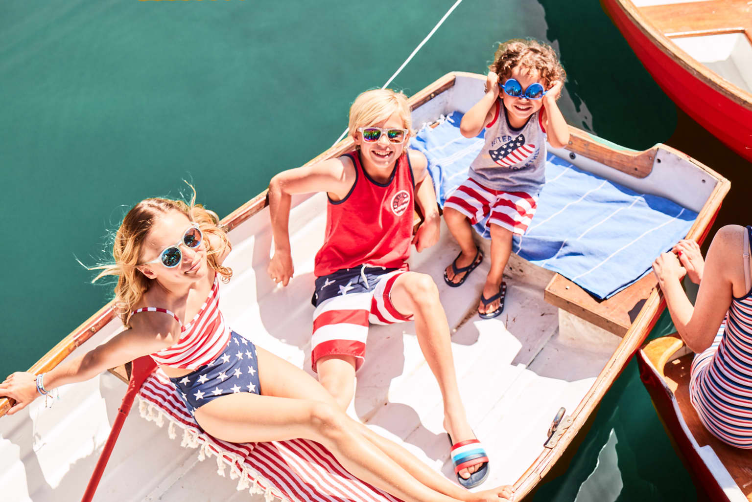 Old Navy Summer Campaign
