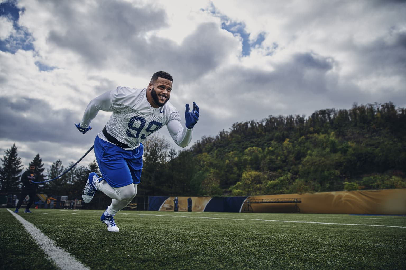 Ready Water X Aaron Donald