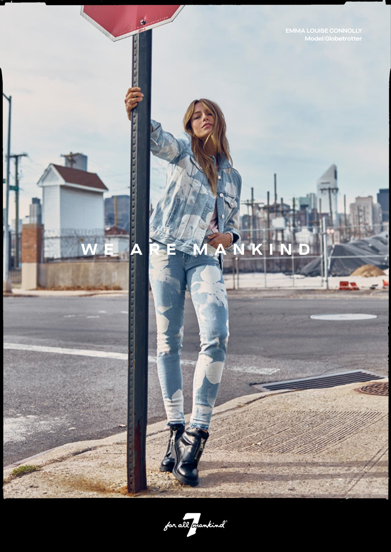 7 For All Mankind Brand Campaign