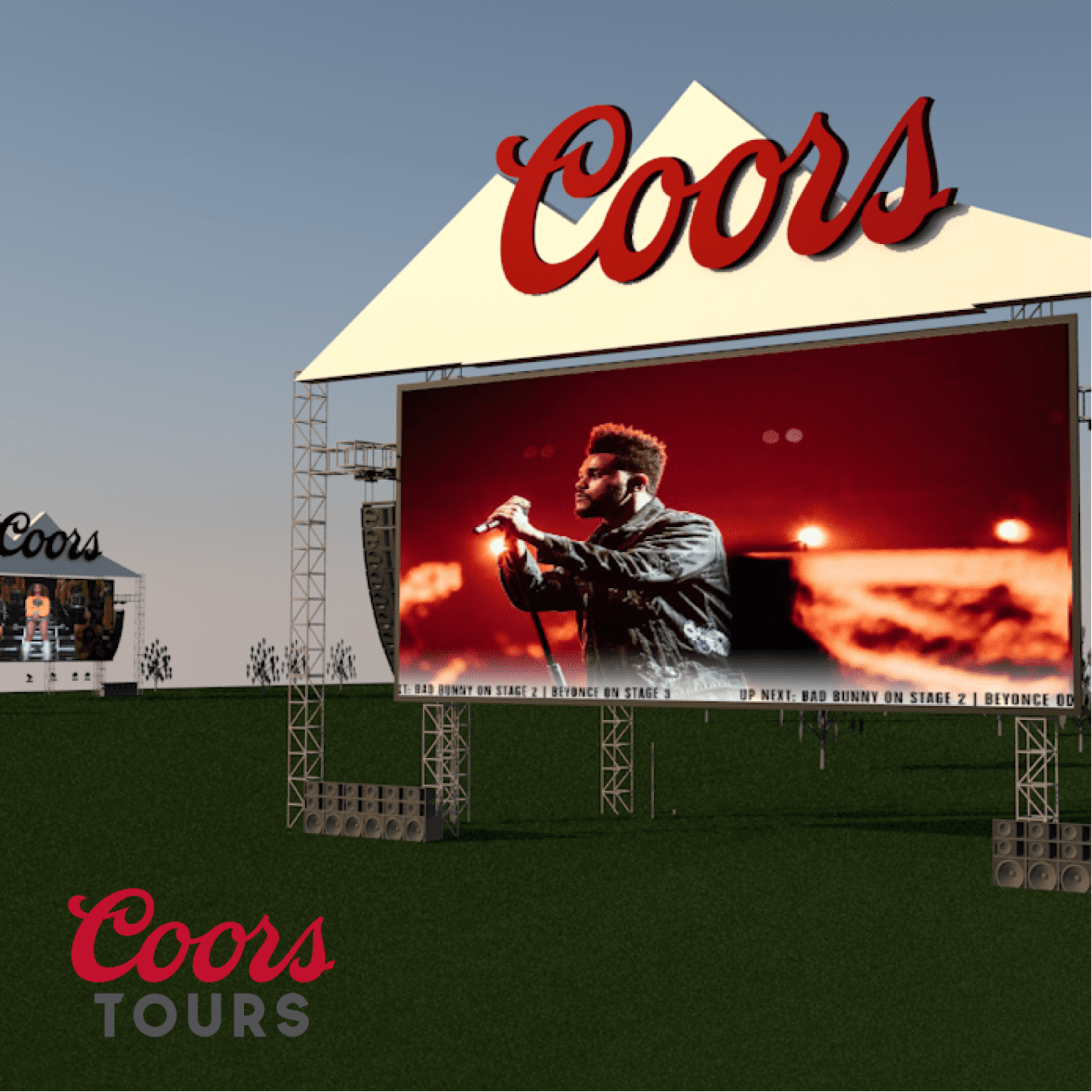Coors Tours
