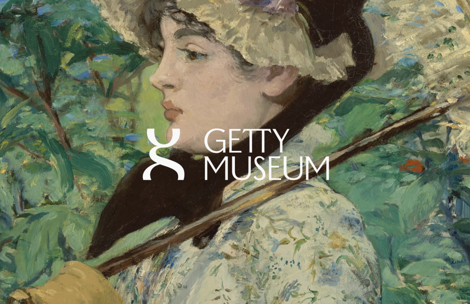Getty Museum Rebrand (fictional)