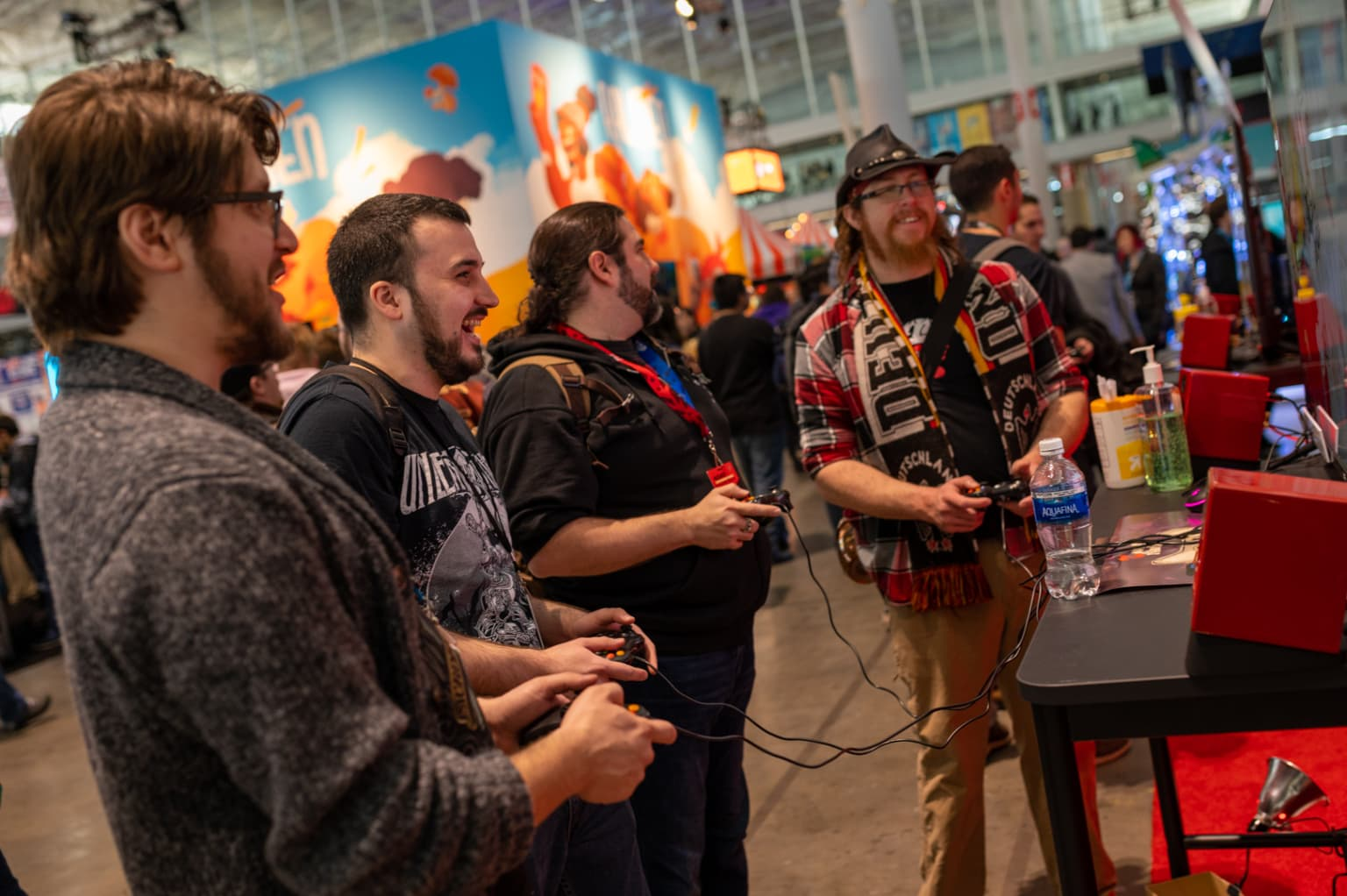 PAX East 2020 Booth Coverage