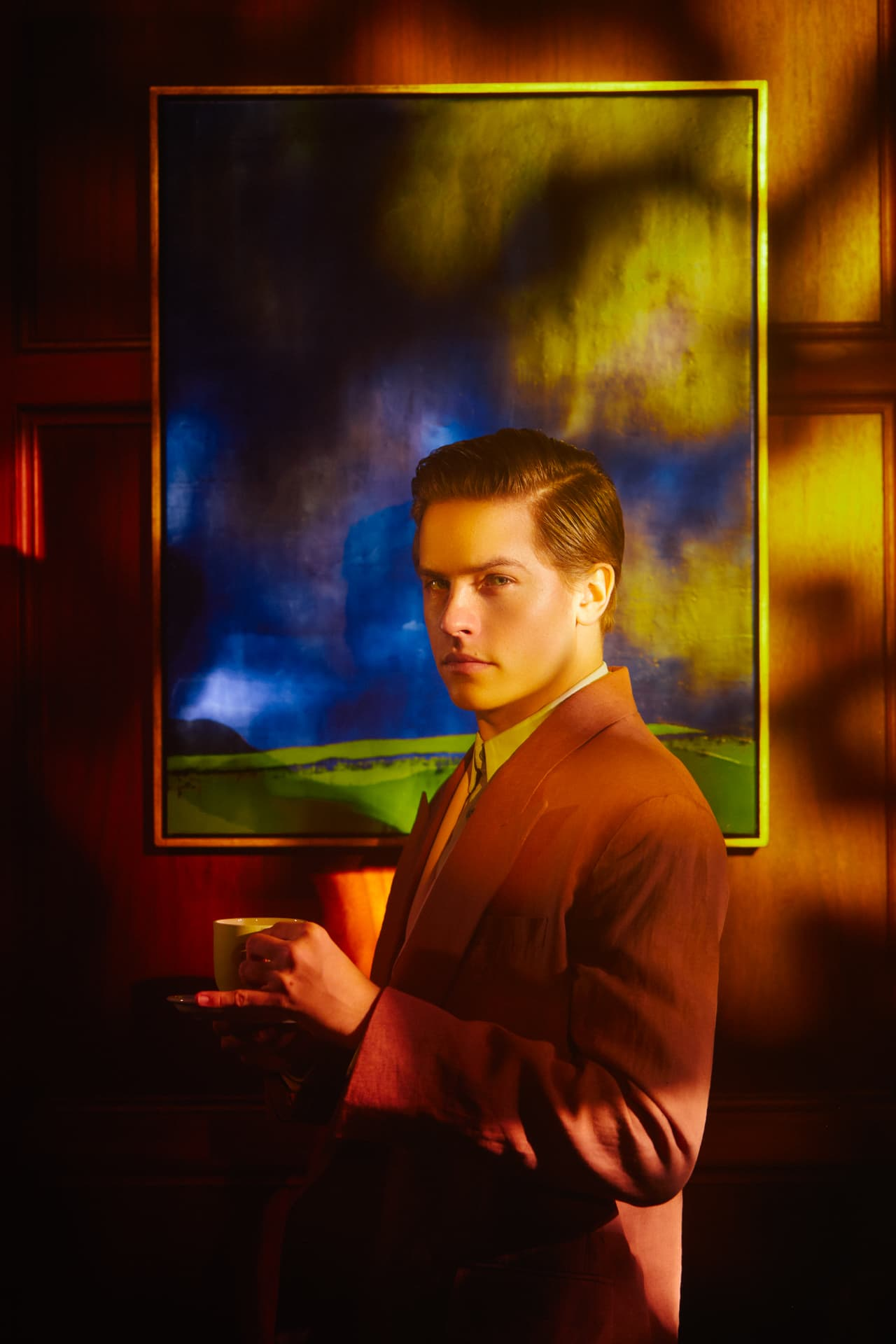 Dylan Sprouse for Esquire Singapore